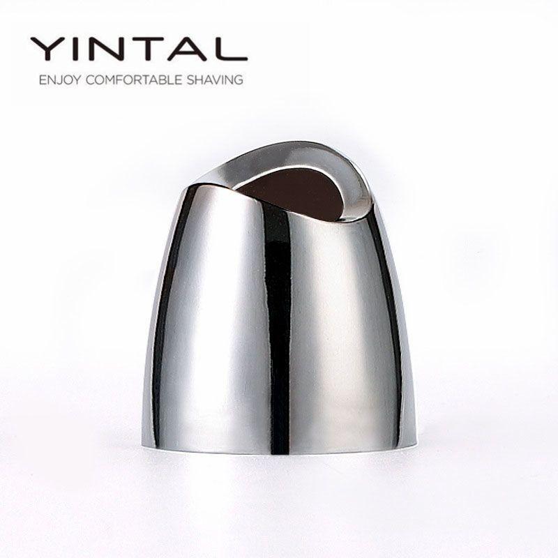 YINTAL Safety Razor Base Double-sided Classic Razor Base Shaving Accessories 1 pc (Only Base no razor) #PJ011
