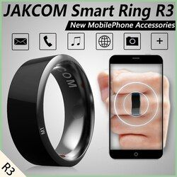 Jakcom R3 anillo elegante nuevos inventos NFC Smart Negro Mágico anillo Wearable para HTC LG teléfono Android acero inoxidable