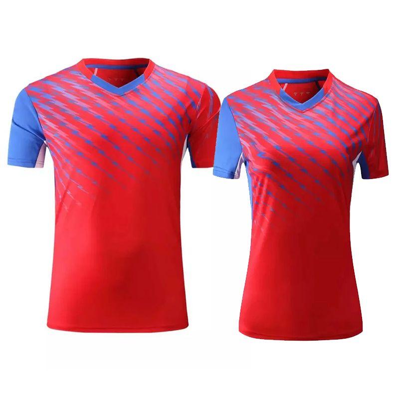 Nueva marca de fábrica superior parejas hombres y mujeres de manga corta Correr Camisetas Dry fit camiseta hombres fitness Camisetas Tees y tops slim fit deportes Jerséis