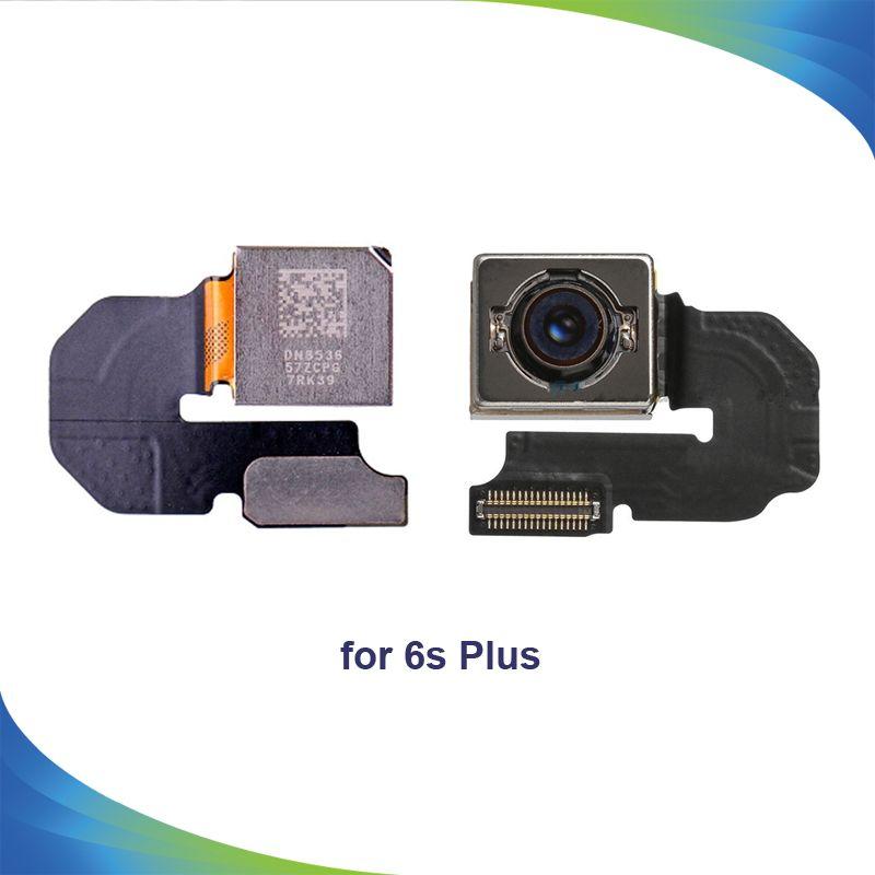 Hohe Qualität Hinten Zurück Kamera für iPhone 6 S Plus 5,5 Modul Linse Flex Kabel Ersatzteile Ersatz Freies verschiffen