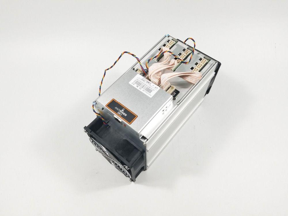 Newest DCR Miner Antminer DR3 7.8TH/S Asic Blake256R14 Miner Better Than WhatsMiner D1 Innosilicon D9 FFMINER DS19 D18 Z9 Mini