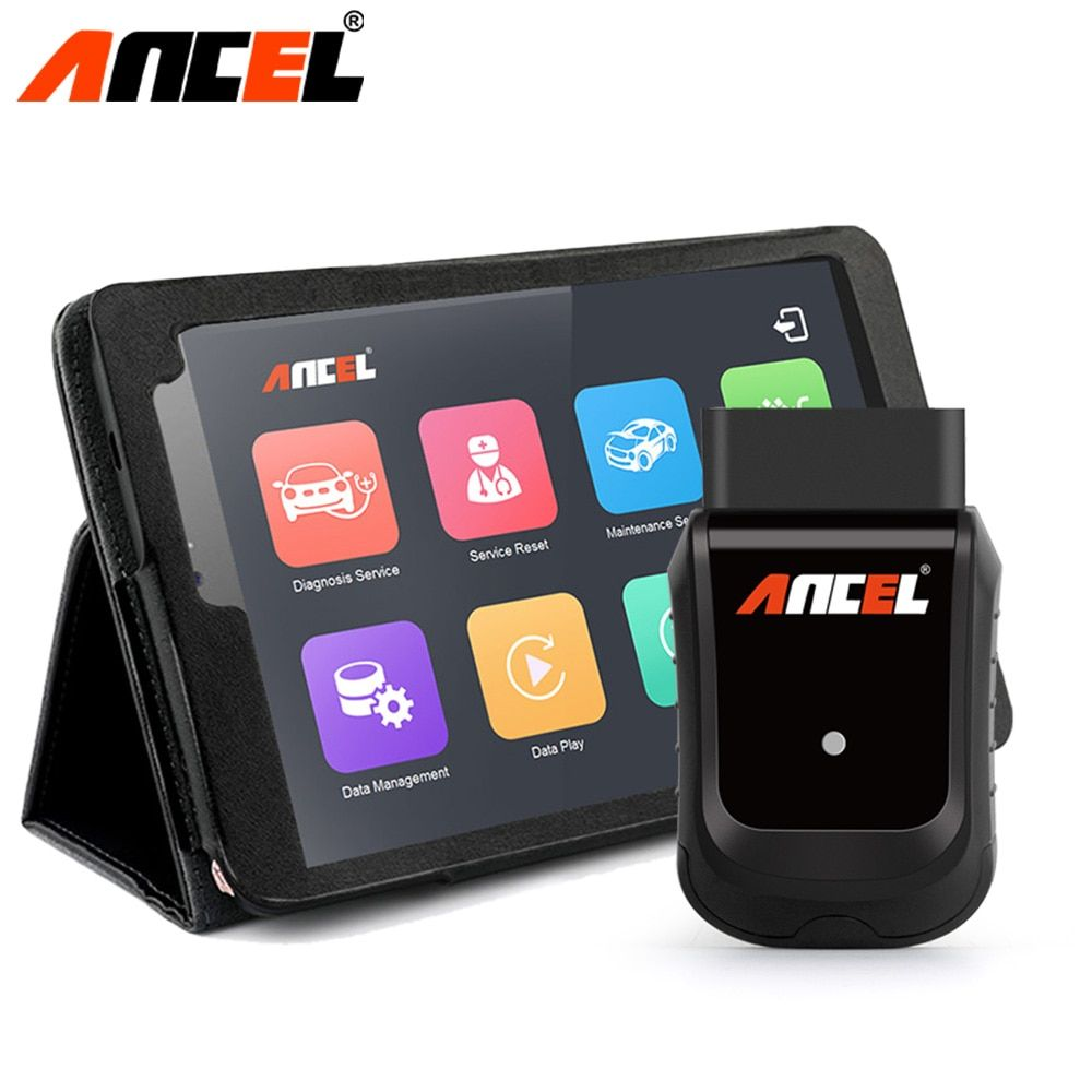 Ancel X5 OBD2 Wifi Scanner Car Diagnostic Tool Auto Scanner + 8