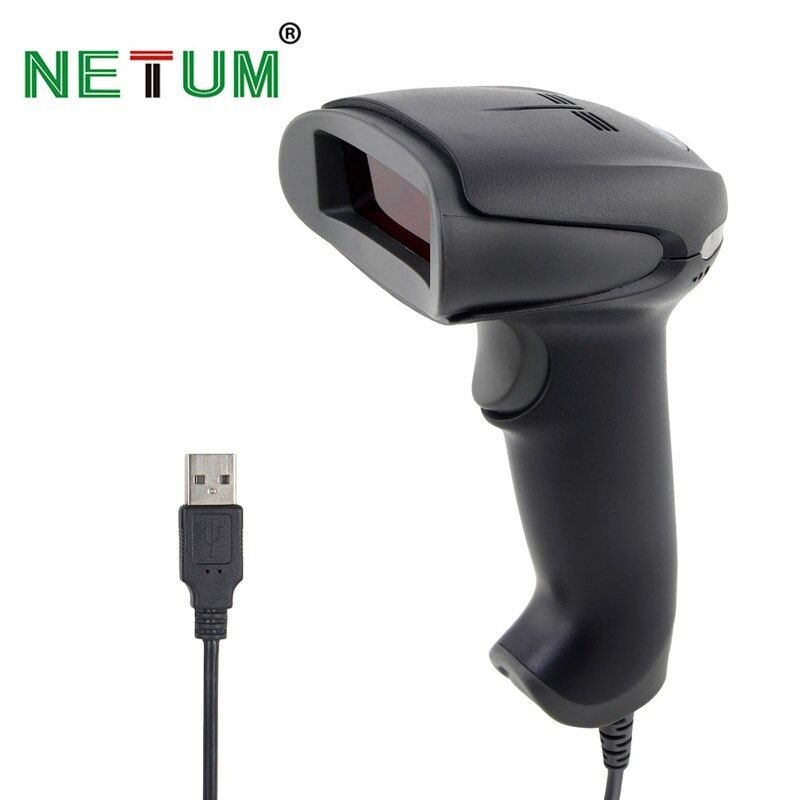 Barcode Scanners NT-2012 Film Portable Laser Reader Handheld USD Bar Code Scanner USB Reader Mobile Payment Computers