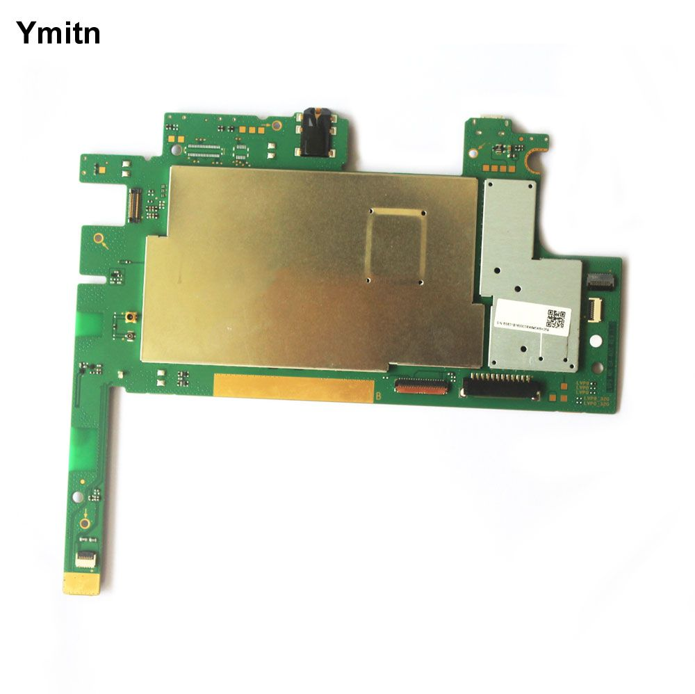 Ymitn Mobile Electronic panel mainboard Motherboard Circuits Flex Cable For Lenovo Tablet A7600 A7600-F A7600-HV 3G version