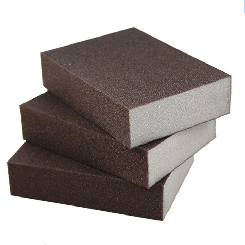 10 Pcs Lot 100*70*25mm High Density Nano Emery Magic Melamine Sponge for Cleaning Homeware Kitchen Sponge Removing Rust Rub