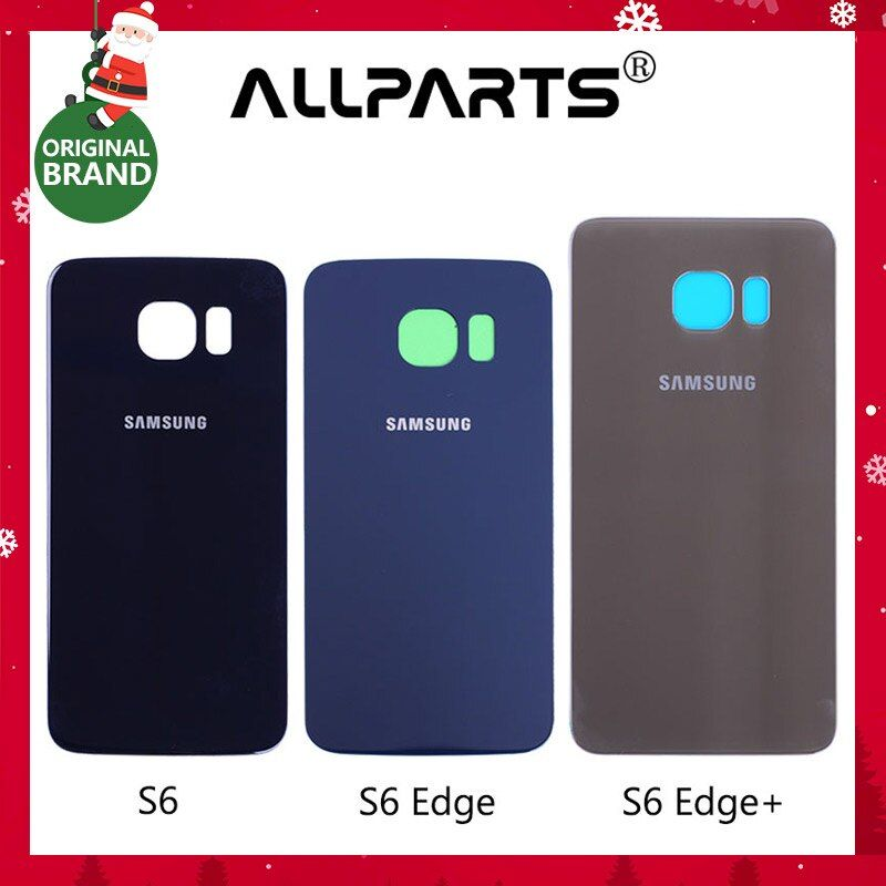 Glass Cover For SAMSUNG Galaxy S6 Back Glass G920 Battery Cover G925 G928 Housing S6 Edge S6+ S6Edge Plus
