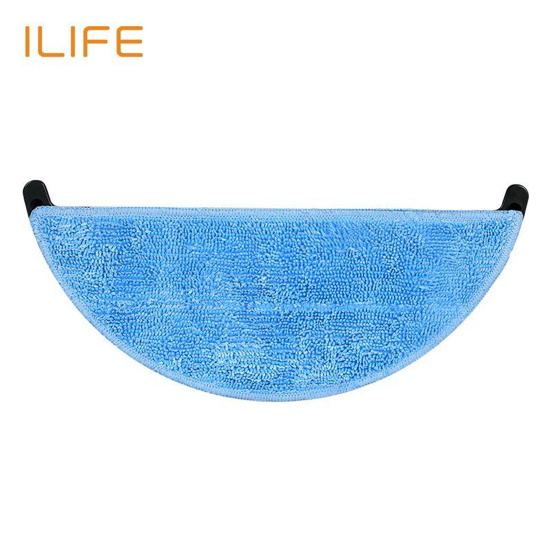 ILIFE Vadrouille Support et vadrouille tissu pour V5s Pro