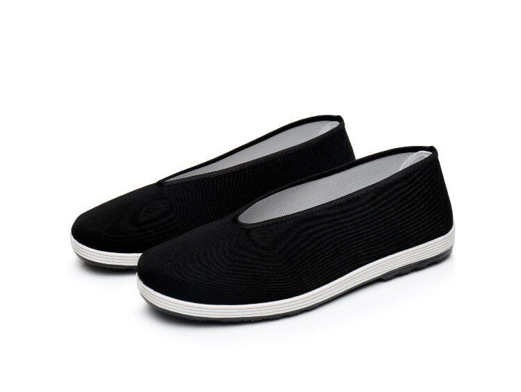High Quality Free Shipping Bruce Lee Kung Fu Cloth Shoes Men Wing Chun Jeet Kune Do Breathable Wushu Tai Chi Shoes