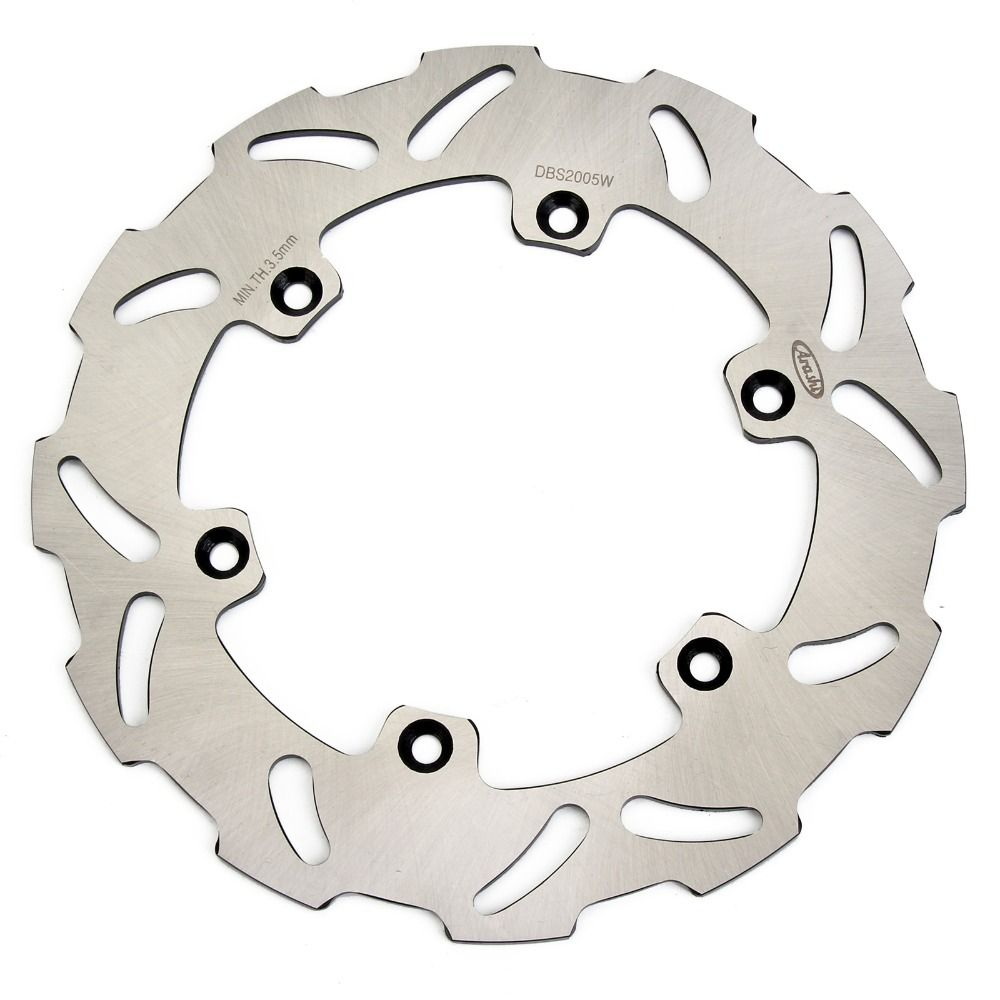 For Suzuki RM 125 250 RMX S 250 DRZ E 400 DRZ S 400 Motorcycle Rear Brake Disc Rotor D20