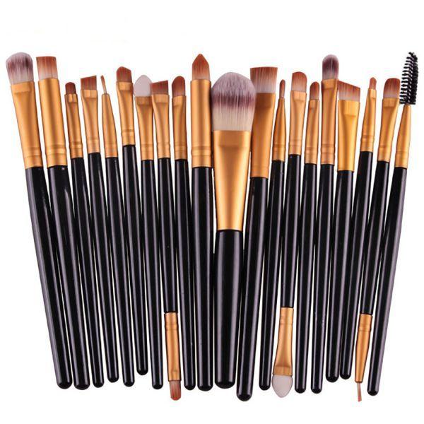 Pinceaux de maquillage de beauté cosmétiques professionnels ensemble Kit Kabuki outils pinceaux de maquillage maquiagem