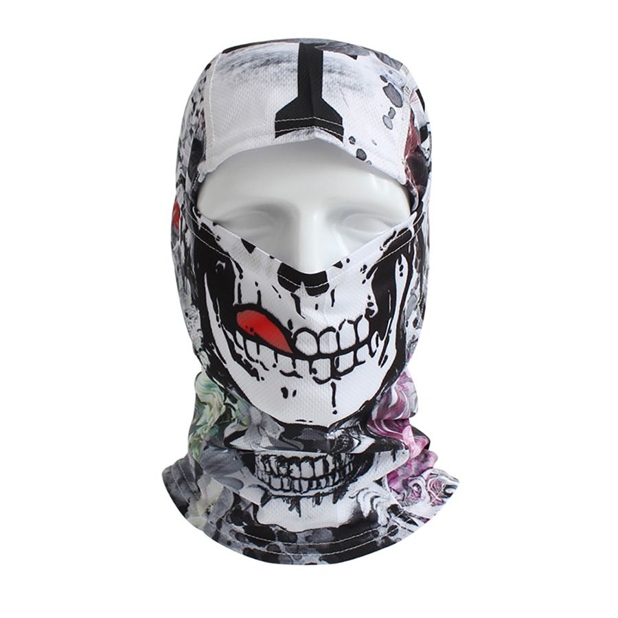 2017 New 3D Outdoor sport mask Cycling Bike Bicycle Riding Face Mask Scarf Scarves Bandana Magic Headband Protect Full Face Mask