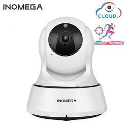INQMEGA 720 P облачного хранения IP Камера Wi-Fi cam охранных видеонаблюдения сети Камера Ночное видение телеметрией Видеоняни и Радионяни