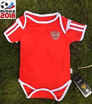 Bébé Barboteuses Football 9 style Bébé Fille Vêtements Fan de Football Bébé costumes D'été Cool T-shirts Occasionnels Shirt