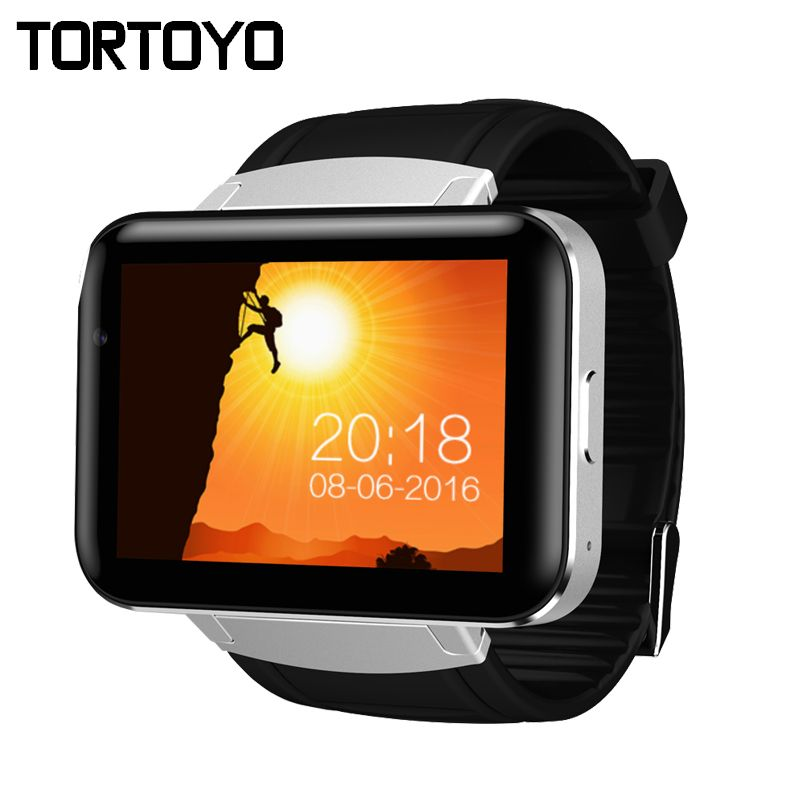TORTOYO DM98 Android OS Smart Watch Phone 2.2