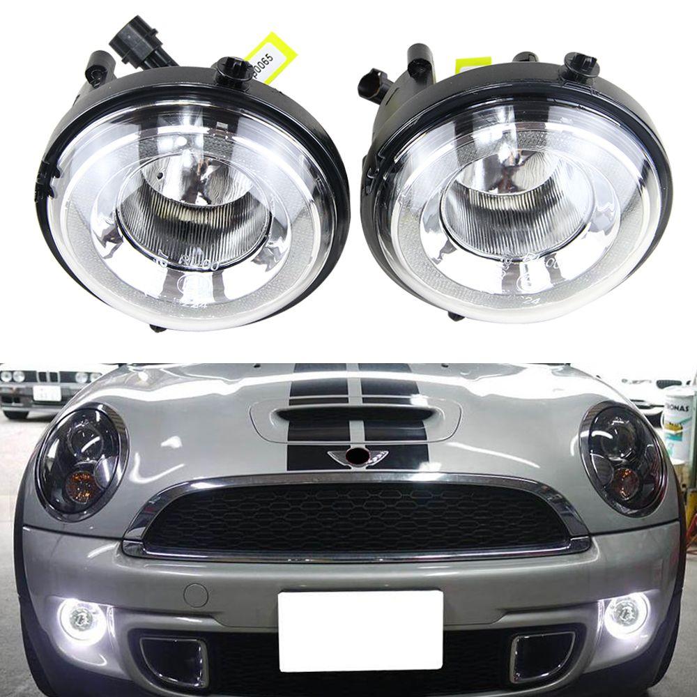 12V 12W Waterproof Drl Led Daytime Running Light for Mini COOPER R55 R56 R57 R58 R59 R60 R61 12V Car Fog Drl Parking Daylight