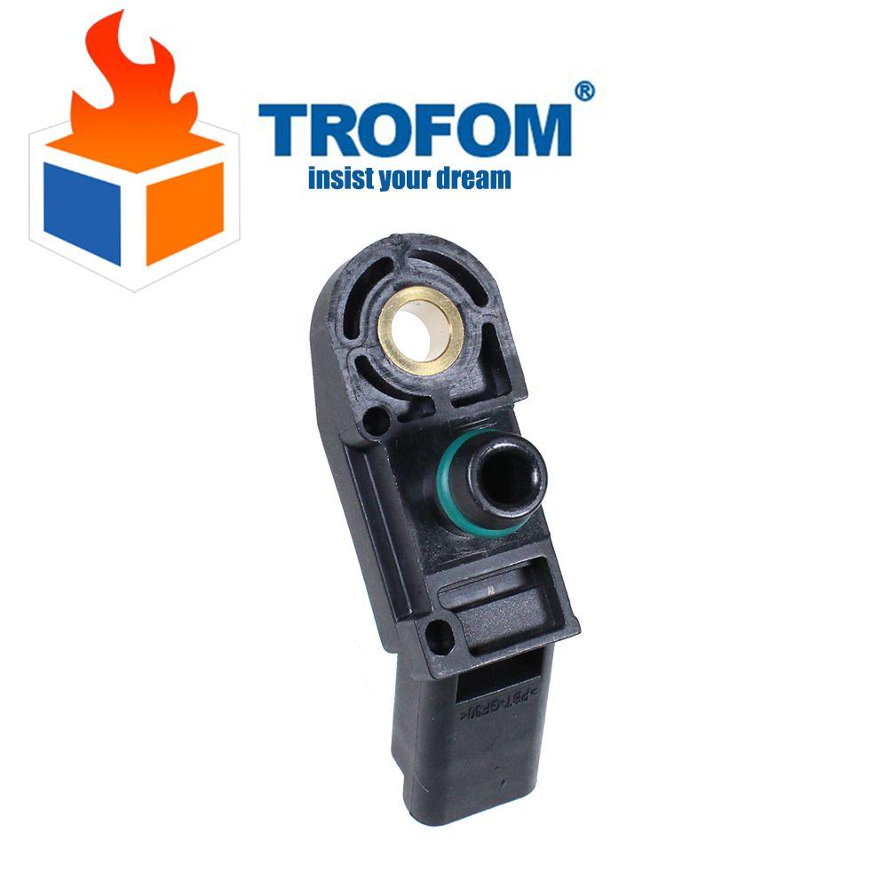 MAP Sensor For CITROEN Xsara Picasso 1.6 2.0 For PEUGEOT 206 406 306 1.8 2.0 0261230057 0261230034 19201K 1920AN 9631813680