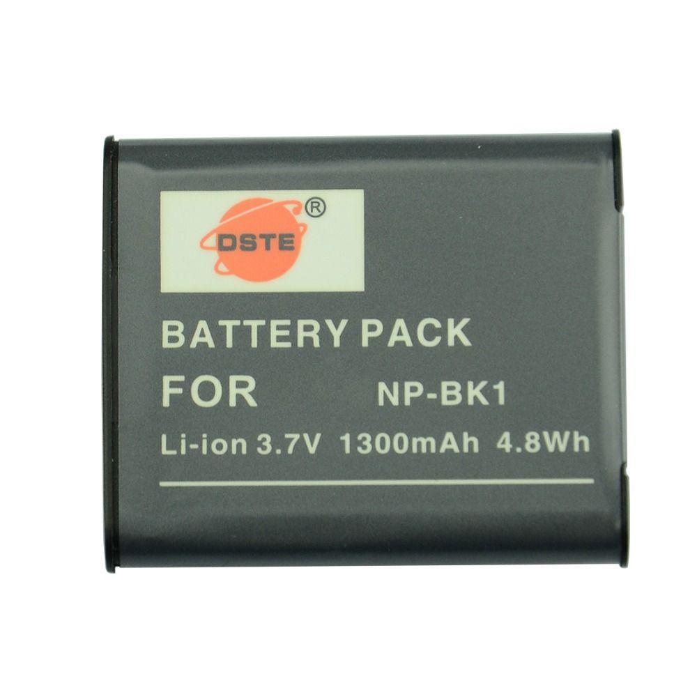 DSTE NP-BK1 NPBK1 Battery Case Protector for Sony DSC-S750 DSC-S780 DSC-S850 DSC-950 DSC-980 W180 W190 W370 Camera