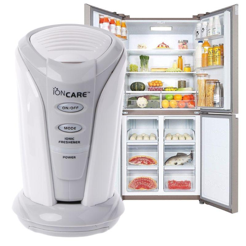 Purificateur d'air ozone Frais Désodorisant Réfrigérateur pour réfrigérateur placards pet voiture portable