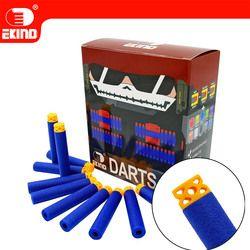 Wafel Anak Panah 100 pcs 7.2 cm Seri Blasters Refill untuk Nerf Mainan Anak Gun