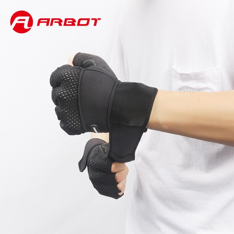 Sports Gloves for Gym Fitness Gloves Excise Waist Wrap Weight Lifting Sports Glove for Men Women Bodybuilding Crossfit Dumbbells