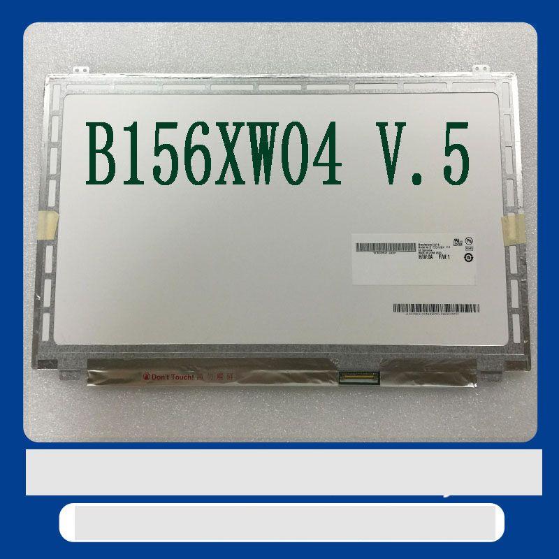 Freies verschiffen B156XW04 V.5 B156XW04 V.6 LP156WHB TLA1 LP156WH3 TLS1 N156BGE-L31 N156BGE-L41 LTN156AT20 LTN156AT30 40PIN