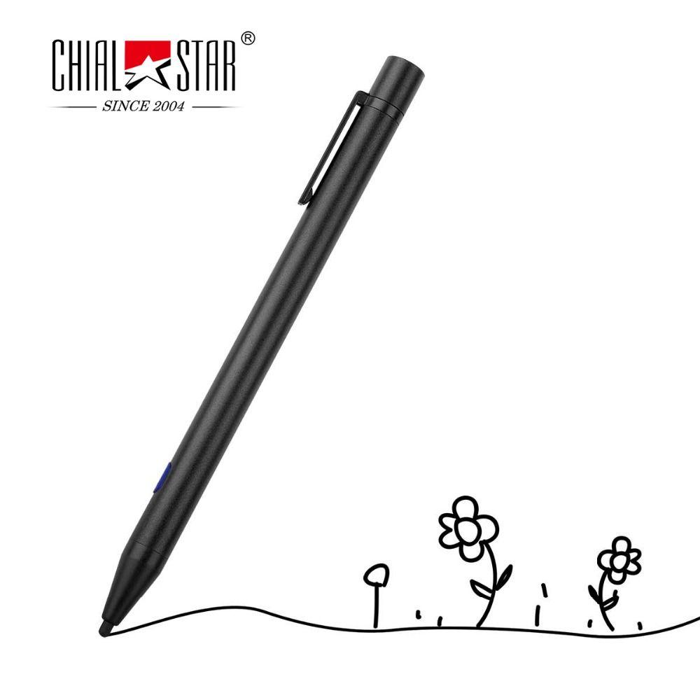 Aktive Stylus Pen Für Iphone iOS Android Microsoft Touchscreen Kapazitiven Zeichenstift für Samsung Handys Tablet Pad