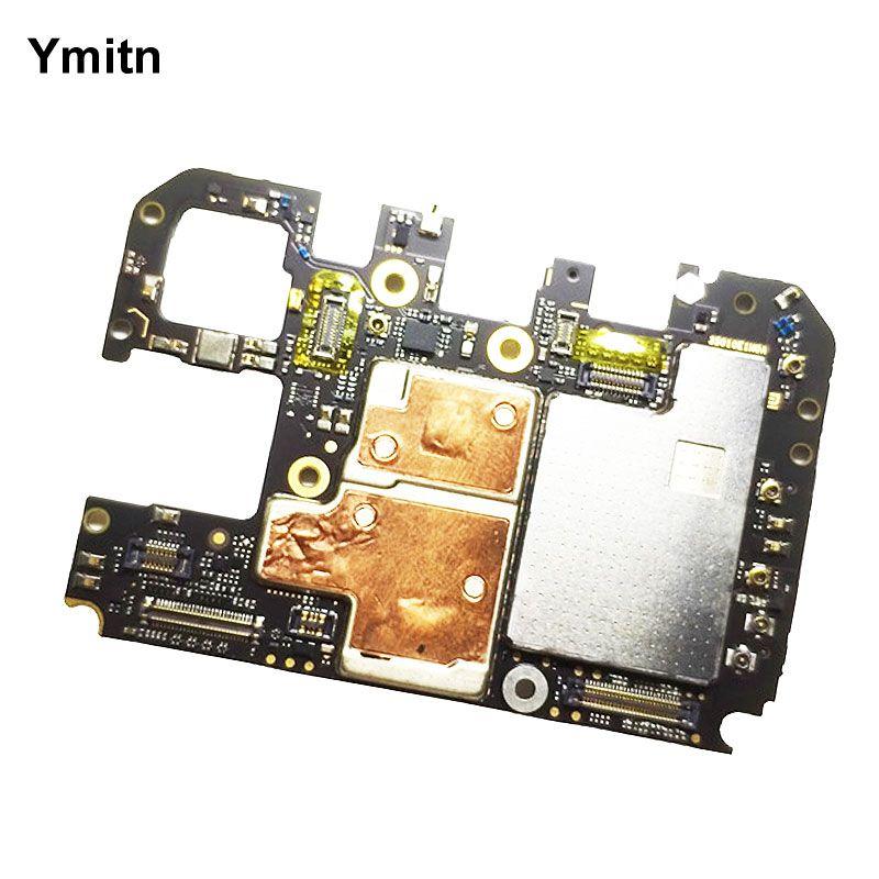 Y mi tn Entsperrt Wichtigsten Mobilen Bord Mainboard Motherboard Mit Chips Schaltungen Flex Kabel Für Xiao mi 8 mi 8 M8 mi 8