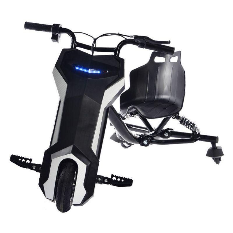 Kart elektrische drift roller Neue drift roller 8 zoll elektrische hoverboard Außen cool elektrische drei-rad roller