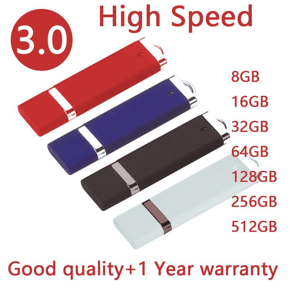 NOUVEAU Memoria USB 3.0 USB Flash Drive 512 GB 256 GB Pen Drive 64 GB 32 GB Pendrive 512 GB 8 GB USB Bâton 128 GB Disque Sur Clé 16 GB cadeau
