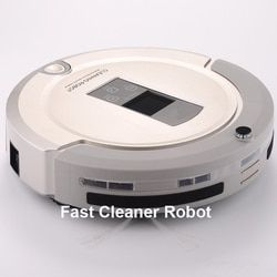 Most Advanced Robot Vacuum Cleaner For Home (Sweep,Vacuum,Mop,Sterilize) With Remote control, LCD touch screen, schedule