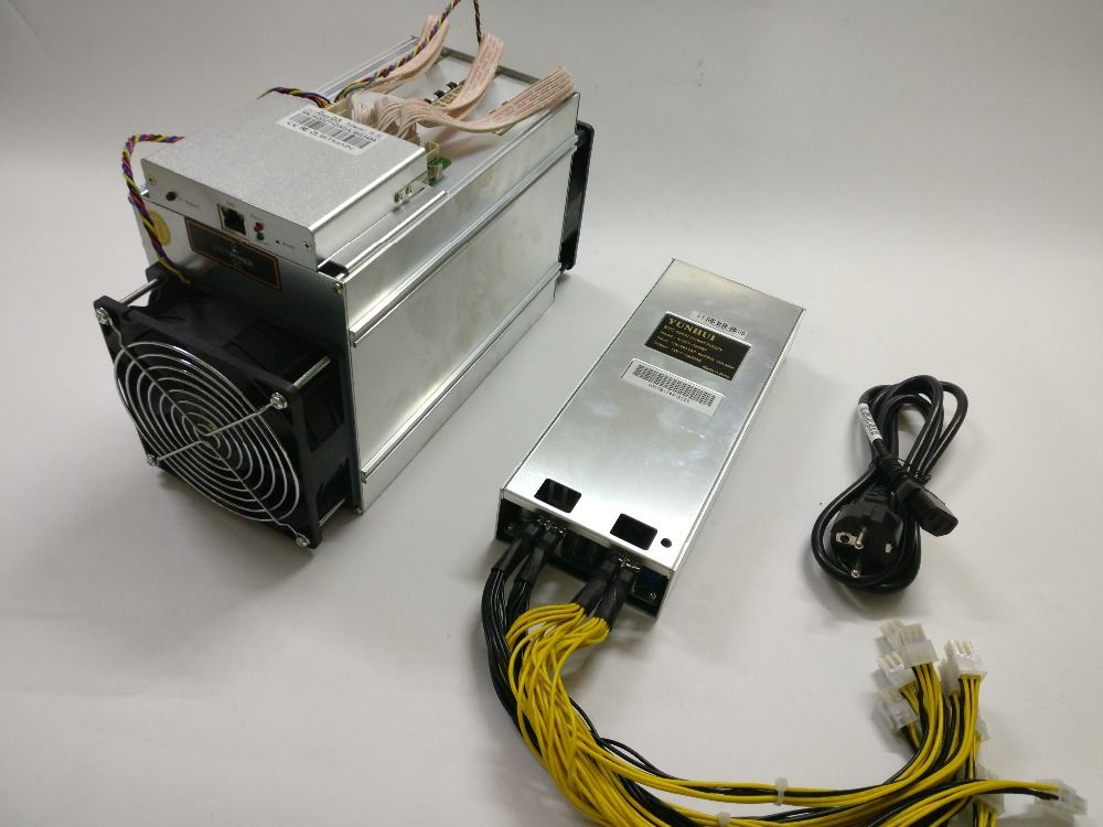 YUNHUI DASH MINER ANTMINER D3 17GH/s 1200W ( with power supply ) BITMAIN X11 dash mining machine can miner BTC on nicehash