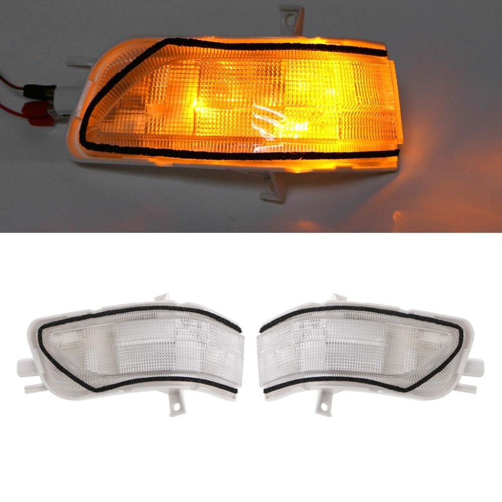 Left/Right Rearview Mirror LED Turn Signal Light For Honda CRV 2007-2011 Crosstour 2011-2016 S13