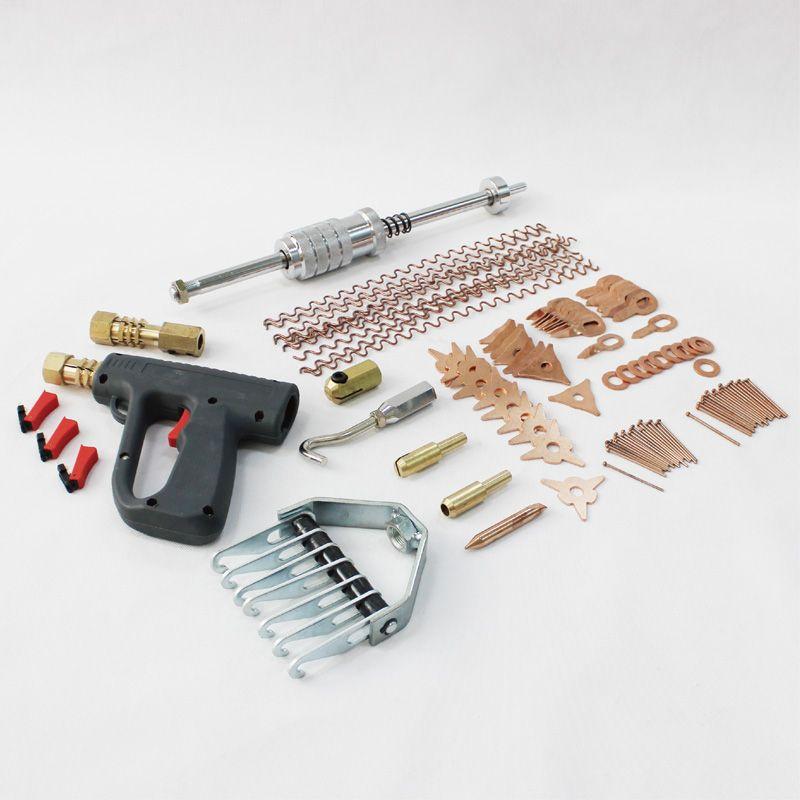 dent removal system miracle dent puller kit spot welder aluminum weld station dent pulling machine vehicle panel spot spotter