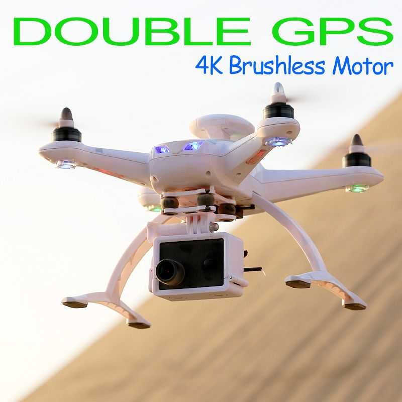 Professional RC Drone Helicopter Brushless Motor AOSENMA CG035 2 GPS FPV Quadcopter with HD Camera 4K 1080p Double GPS Follow Me