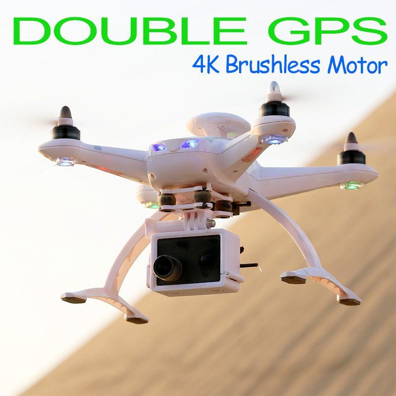 Professionelle RC Drone Hubschrauber Brushless Motor AOSENMA CG035 2 GPS FPV Quadcopter mit HD Kamera 4 Karat 1080 p Doppel GPS Folgen mich