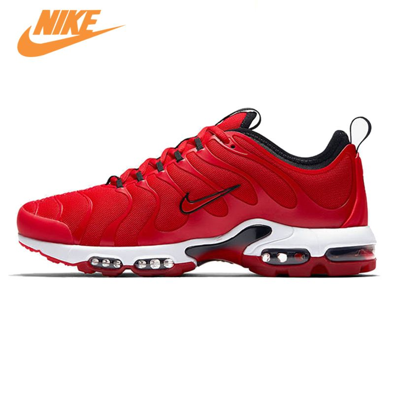 Original New Arrival Official Nike Air Max Plus Tn Ultra 3M Men's Breathable Running Shoes Sports Sneakers Trainers