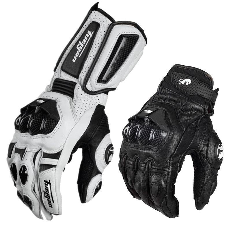 Purlicue Furygan gants de moto en cuir gants de Motocross AFS6 AFS18 gants de moto course gants de Cross Country