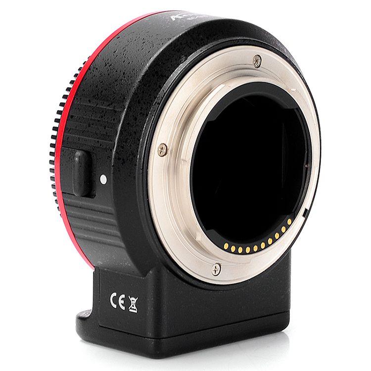 Auto Focus Objektiv Mount Adapter für Nikon F Objektiv für Sony E Mount A7R2 A7RIII a7r III A7II A6300 A9 a6500 A7R Mark II Kamera