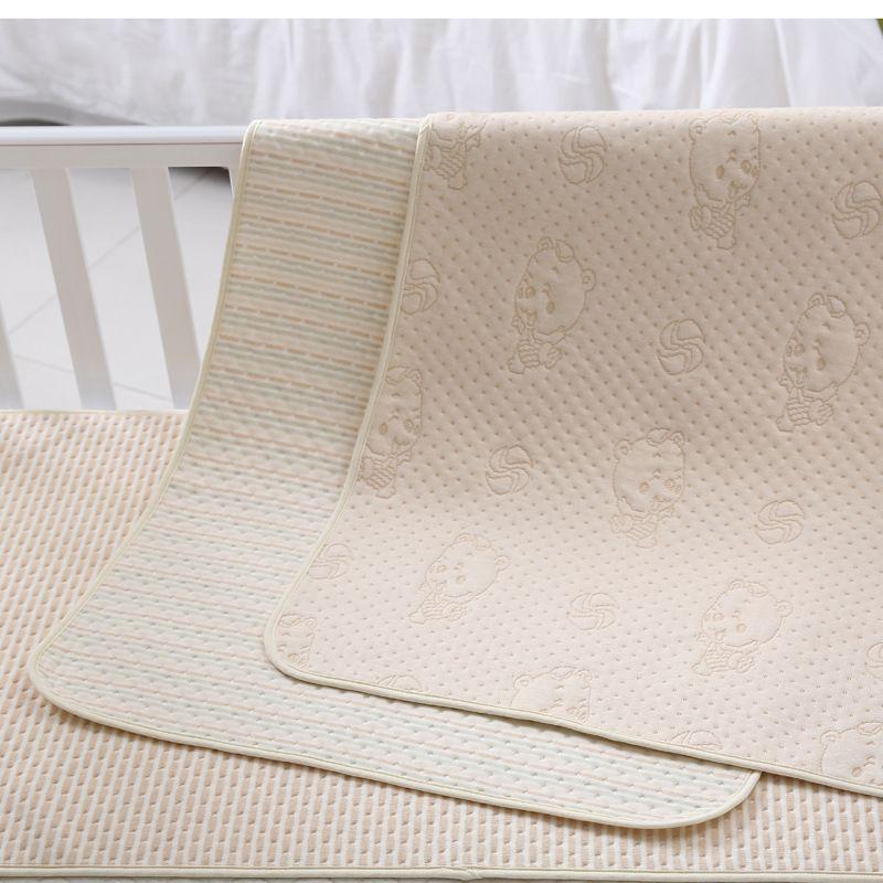 Forte Absorbant et Respirant Matelas à Langer tapis Réutilisable couches Imperméable matelas D'urine pad lavable bébé Couches matelas à langer
