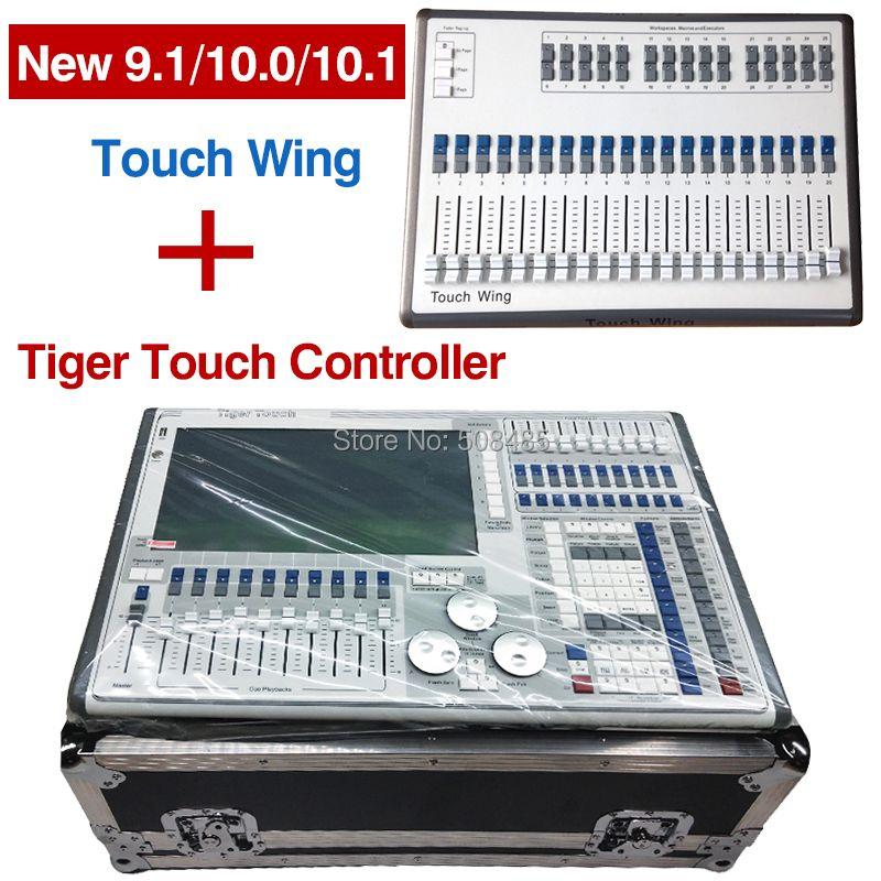 Neue tiger touch titan 11,1 v system controller und touch flügel mit flight
