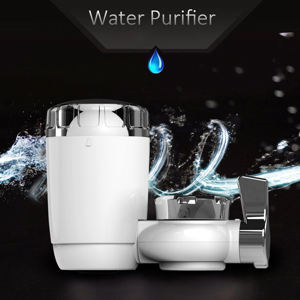 GX.Diffuser Tap Water Purifier Direck Drinking Water Filter 8 Grades Composite Fine filter For Kitchen Filtered Water