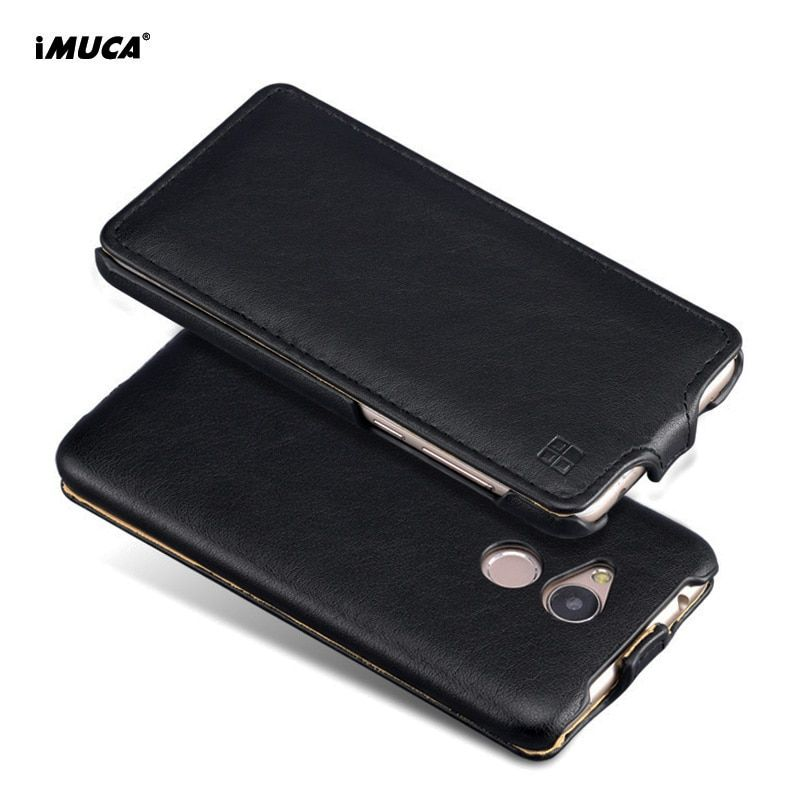 For Huawei Honor 6A Case iMUCA Flip Leather Case For Huawei Honor 6A 6 A Cover Coque Honor 6A DLI-TL20  Wallet Phone Bag Cover