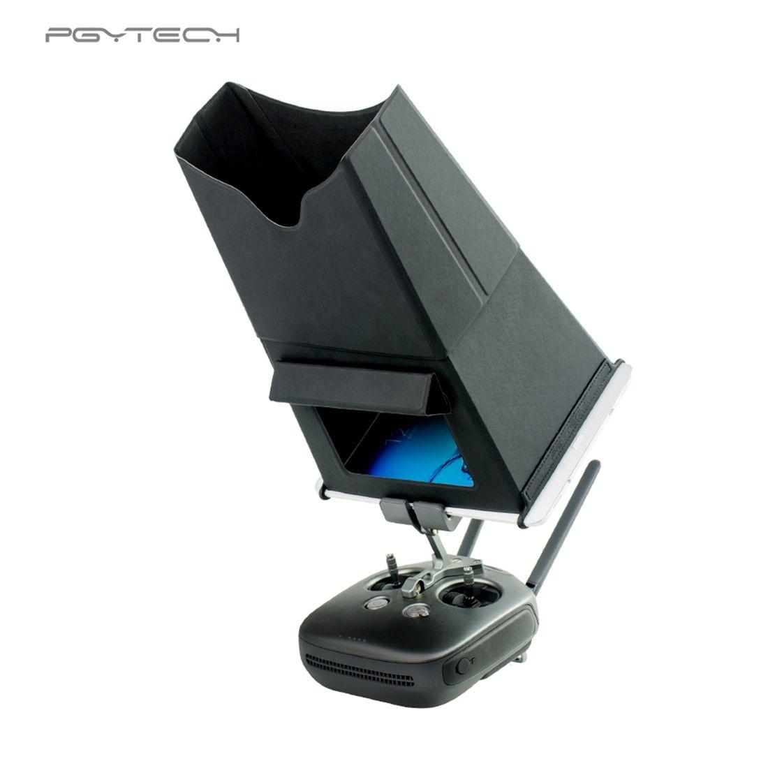 PGYTECH Alle-surround Tablet-bildschirm Sonnenschirm Sun Hood Licht Schild für DJI MAVIC PRO Funken Drone Fit für 7,9 Zoll Tablet