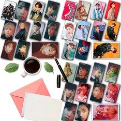 Kpop NCT 127 U Dream Empathy Lomo Photo Card Sticker Sticky Photocard Poster 10Pcs/Set Hot Sale