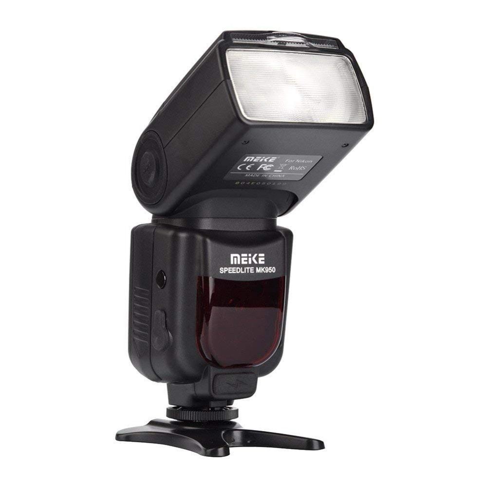 Meike MK950 i-TTL Speedlite 8 Bright Control Flash for Nikon D7100 D7000 D5300 D5200 D5100 D5000 D3100 D3200 D750 D600 D90 D80
