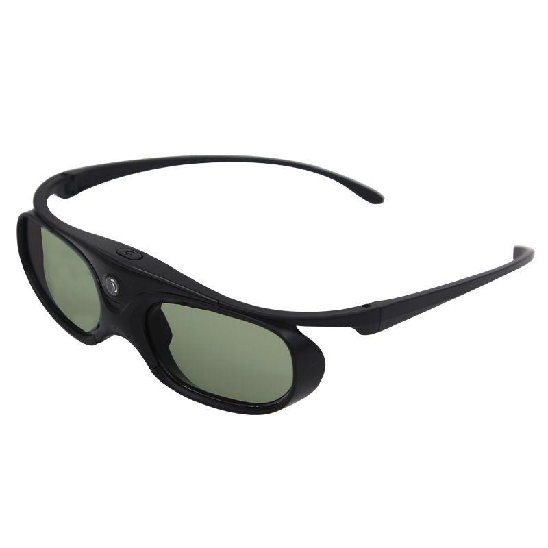Les lunettes 3D rechargeables à obturateur actif prennent en charge 96/120/144 HZ pour les écrous Xgimi Z3/Z4/Z6/H1/H2 G1/P2 BenQ Acer & DLP LINK projecteur