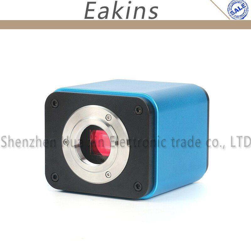 Autofocus 1080P 60FPS SONY SENSOR IMX185 HDMI WIFI Video Industry Auto Focus Microscope Camera C-Mount For PCB SMD SMT Repair