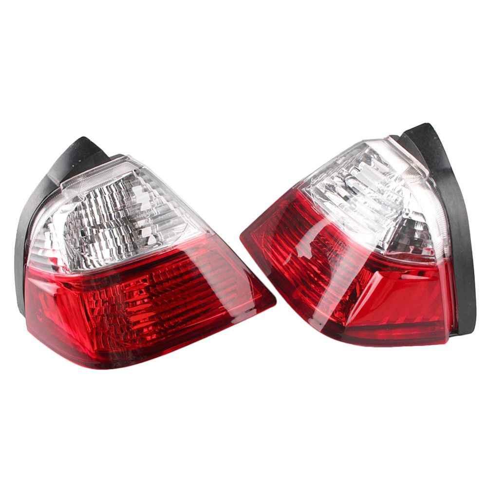 For Honda Goldwing GL1800 GL 1800 Taillight Rear Tail Light Lens Cover 2001 2002 2003 2004 2005 Motorbike Accessories e-Mark