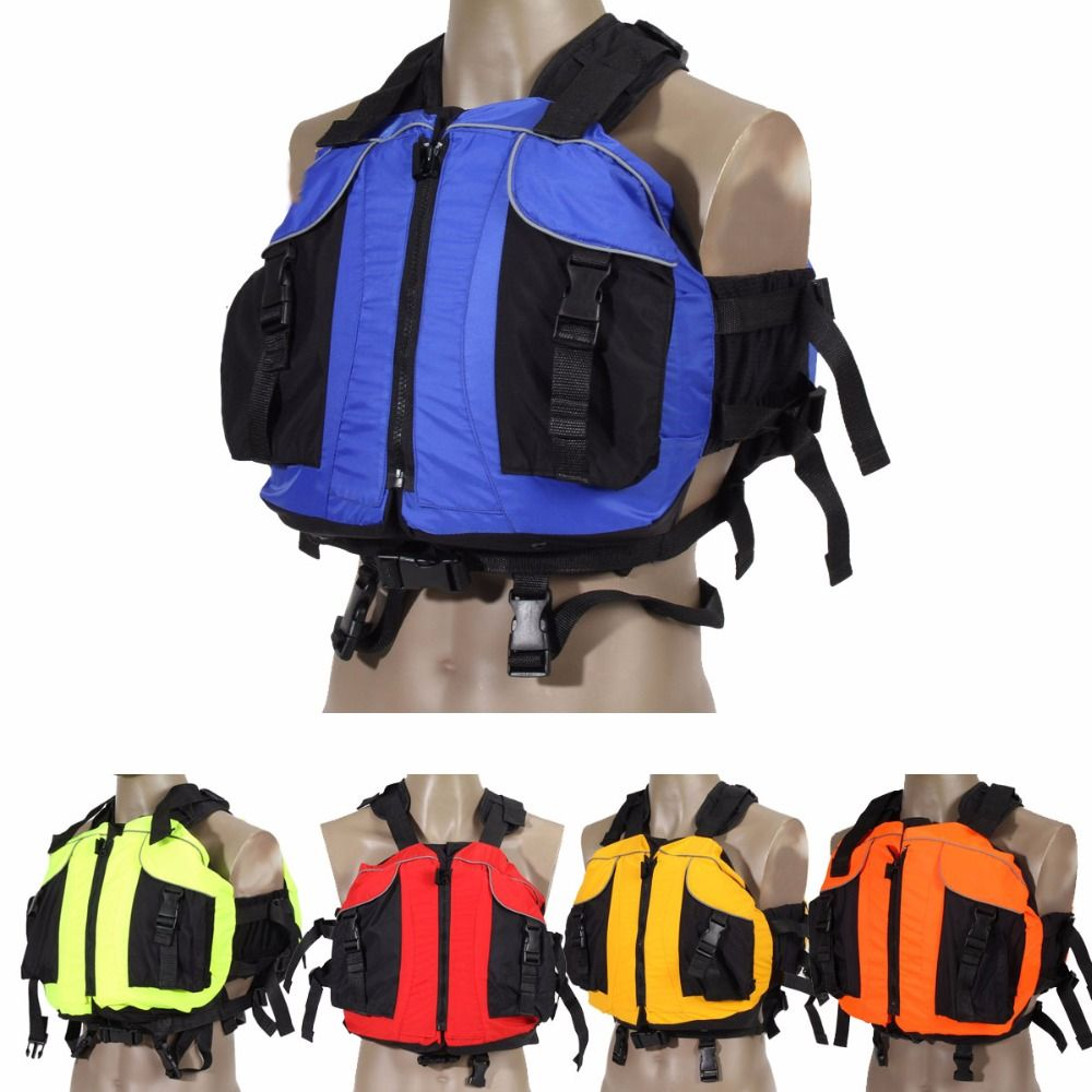 life vest life jacket likfejackets Canoeing Canoe Kayaking Ocean Boats Rubber Boats Surfing EPE inside Survival Jackets