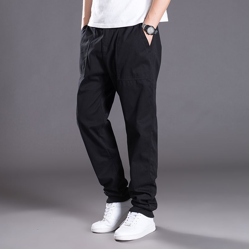 K97 2018 New Joggers Men Hot Sale Casual Camouflage Pants Men Quality 100% Cotton Elastic Comfortable Trousers Men Plus Size M